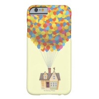 Balloon House from the Disney Pixar UP Movie Barely There iPhone 6 Case