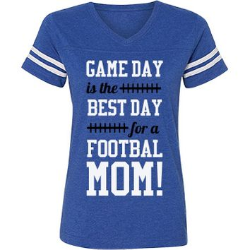 Game Day Football Mom