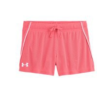 Under Armour Girls' UA Front Runner Shorts