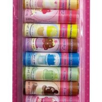 Expressions Flavored Lip Balms Set, Cupcake