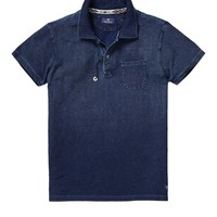 Indigo Polo - Scotch & Soda