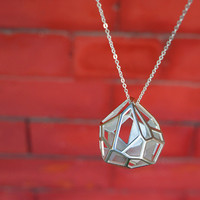 Droplet Pendant by LIFIC on Shapeways