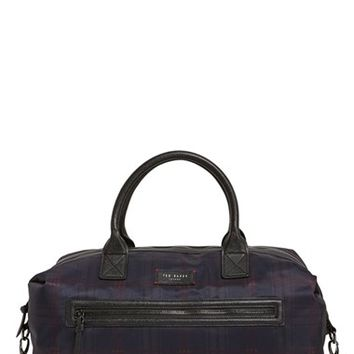 Men's Ted Baker London 'Javier' Duffel Bag - Blue