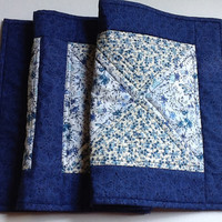 Country Blues Table Runner