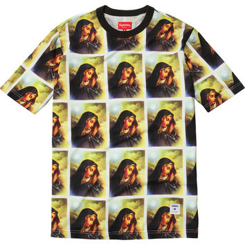 Supreme: Virgin Mary Tee - Yellow