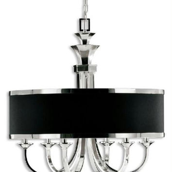 Chandelier - Silver Plated