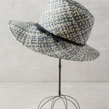 Bell Brim Rancher by Anthropologie in Blue Size: One Size Hats