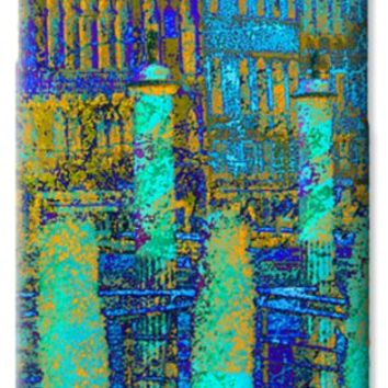 Venice Canal Sunset In Blue iPhone 6 Case for Sale by Suzanne Powers