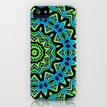 The Tribal Colors iPhone Case by Lyle Hatch   Society6