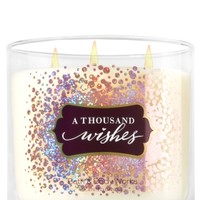 3-Wick Candle A Thousand Wishes