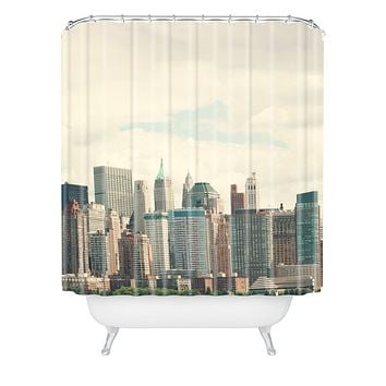 Catherine McDonald Lower Manhattan NYC Shower Curtain