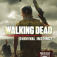Walking Dead: Survival Instinct - Xbox 360 (Very Good)
