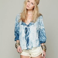 Free People Lotus Path Top