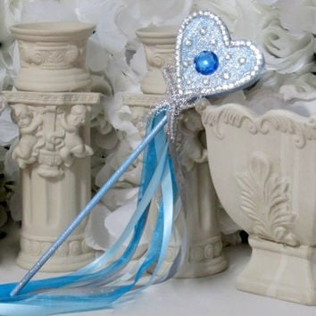Frozen Wand - Frozen Costume Accssories - Elsa Frozen - Disney Princess Costume - Costume Accessories - Princess Dress Up - Toddler Gift