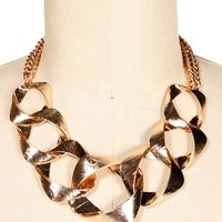 Oversized Linked Chain