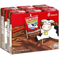 Horizon Organic Chocolate Milk, 8 oz, 6ct - Walmart.com