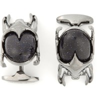 Paul Smith beetle-shaped cufflinks