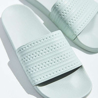 adidas Originals Adilette Mono Pool Slide | Urban Outfitters