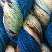 Baah Yarn - Blue Hawaiian