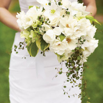 Bridal Bouquet Shapes