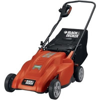 18-inch Corded 12-amp Electric Lawn Mower by Black & Decker