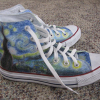Starry Night Shoes (Converse brand)