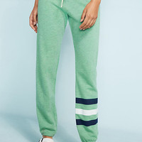 Sundry Striped Terry Joggers