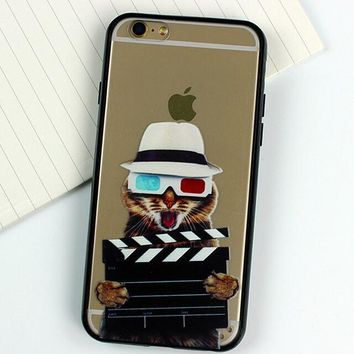 Director Dog Case for iPhone 5s 6 6s Case iPhone 6 6s Plus Gift-77-170928