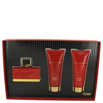 Fendi L'acquarossa Gift Set By Fendi For Women
