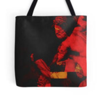 'Hercules & Nessus' Tote Bag by danellemichaud