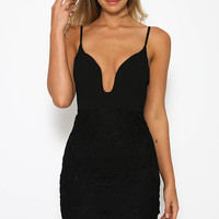 Jaxon Dress - Black