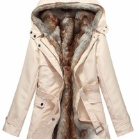 Tessa Fur Lined Parka Jacket