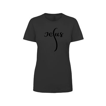Soft Cotton Blend Inspirational Tee By Pink Box -