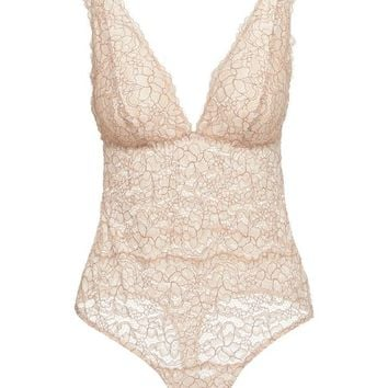 Cosabella Sleeveless Pret A Porter Lace Bodysuit
