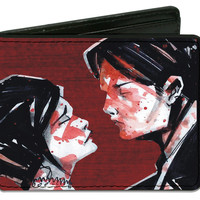 My Chemical Romance Men's Three Cheers For Sweet Revenge Bi-Fold Wallet