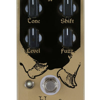 EarthQuaker Devices Hoof Fuzz - Germanium/Silicon Hybrid Fuzz Pedal For Electric Guitar