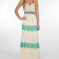 Flying Tomato Halter Maxi Dress