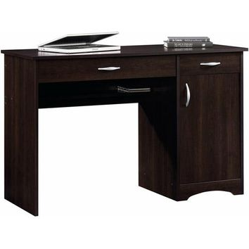 Sauder`s Beginnings Desk, Cinnamon Cherry