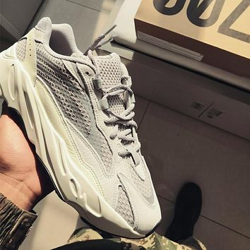 ADIDAS YEEZY BOOST 700 Tide brand men and women retro old shoes sneakers 3#