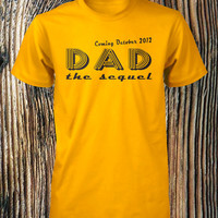 New Dad Shirt Pregnancy Announcement Father T Shirt Were Expecting Tee Mens Guys Daddy Papa T-Shirt Small Medium Large XL 2XL 3XL 4XL