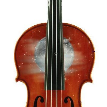 Mystic Owl Natural Violin Outfit
