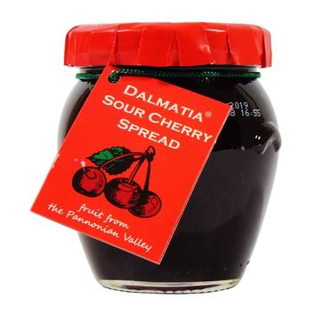Dalmatia - Sour Cherry Spread, 8.5 oz.
