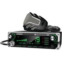 Uniden 40 Channel Bearcat 880 Cb Radio With 7-color Display Backlighting
