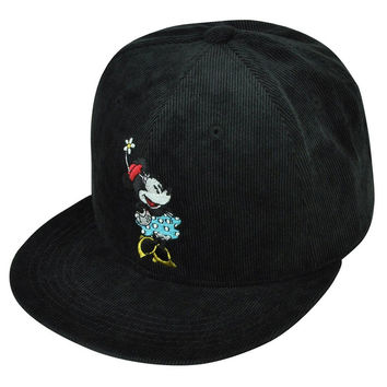Minnie Mouse - Standing Adjustable Snapback Cap