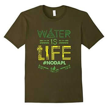 Water Is Life   Nodapl T Shirt