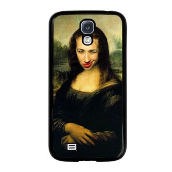 MIRANDA SINGS MONA LISA Samsung Galaxy S4 Case