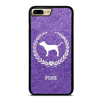 PINK DOG VICTORIA'S SECRET iPhone 7 Plus Case Cover