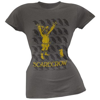 Wizard Of Oz - Scarecrow Juniors T-Shirt