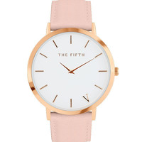 Designer's Great Deal Awesome Trendy New Arrival Gift Stylish Good Price Quartz Simple Design Hot Sale Ladies Casual Pink Watch(with Gift Box) [9857414927]