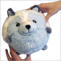 Mini Squishable Arctic Fox